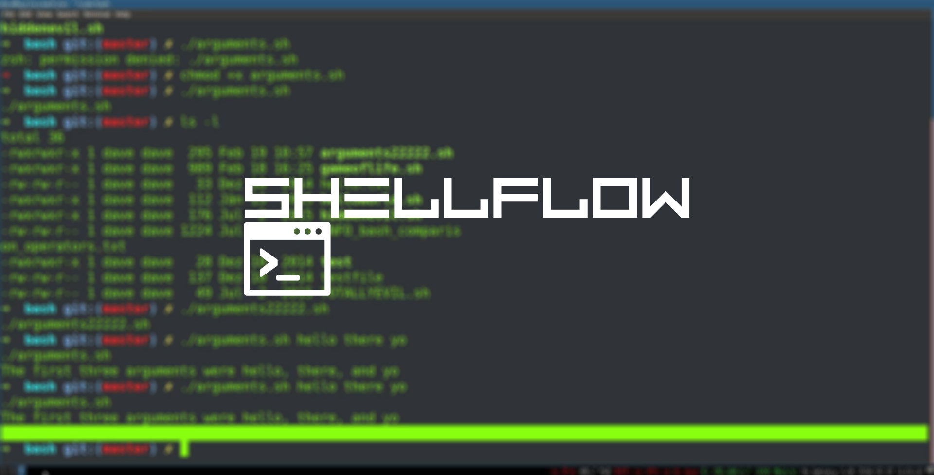 ShellFl0w – Requisiti